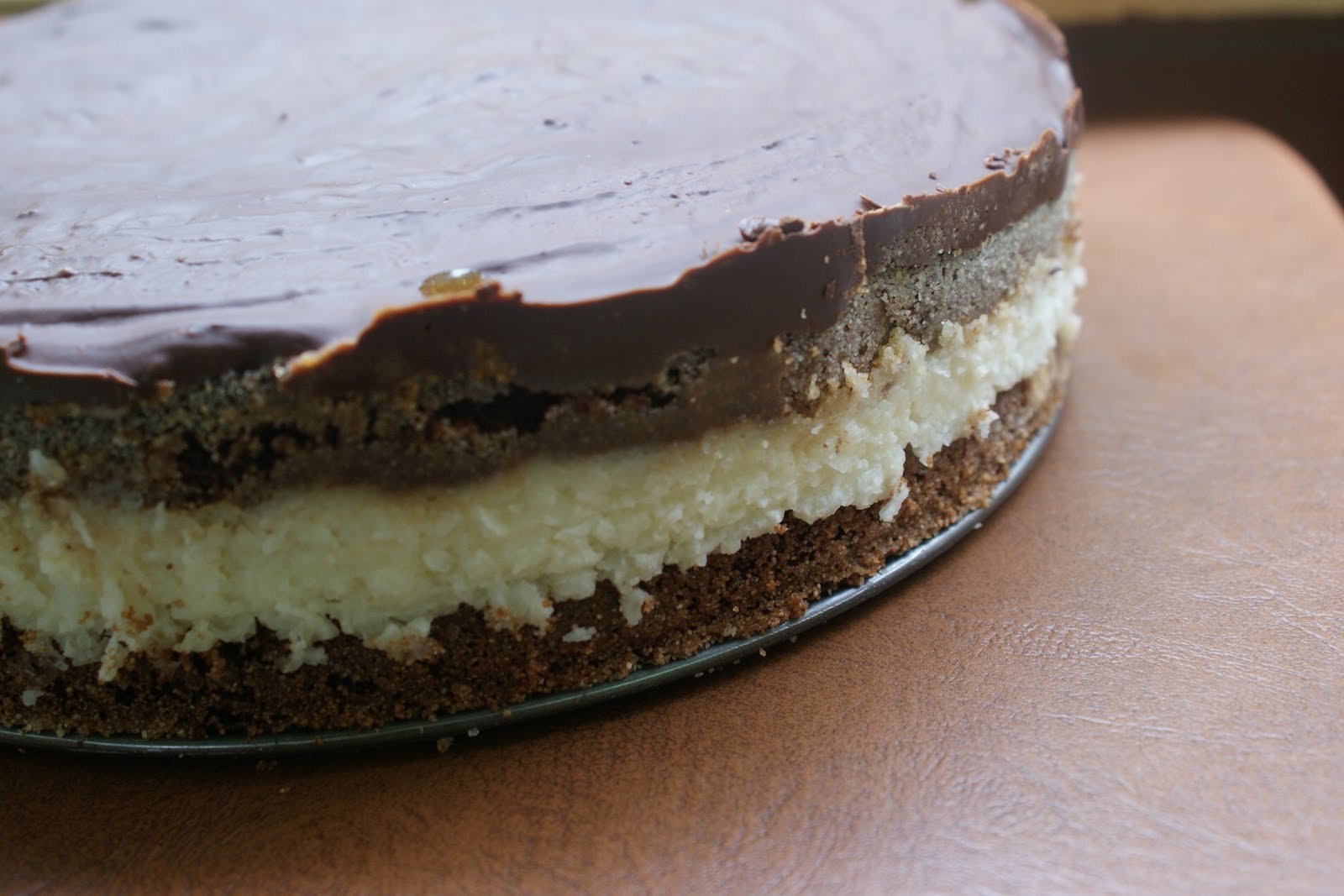 торт баунти мультиварке рецепт с фото