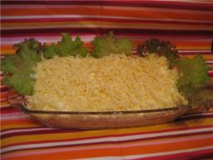 салат мужские грезы рецепт