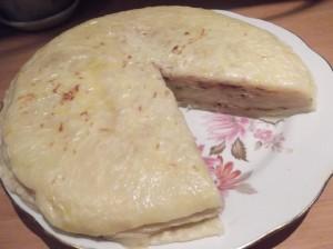 Балкарские хычины рецепт