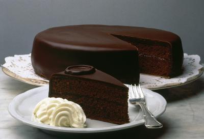 Торт захер мамина кухня
