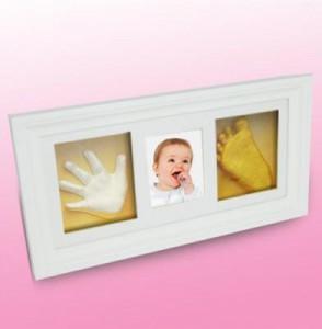 Наборы для изготовления детских слепков ручек и ножек